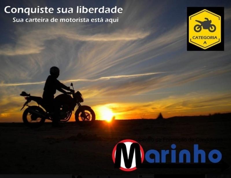 Custo para Primeira Habilitação de Moto Panamby - Primeira Habilitação B