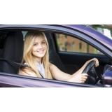 aulas de carros para habilitados preço Jardim Alfredo