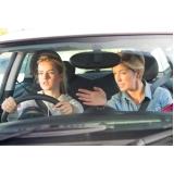 aulas de volante para habilitados preço Parque Dayse