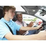 aulas de volante para habilitados valores Chácara Santo Antônio