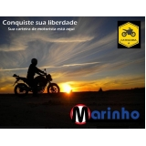 custo para primeira habilitação de moto Jardim Marajoara